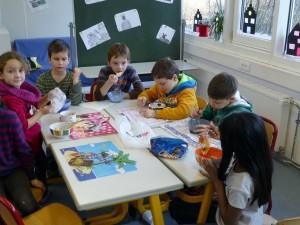 Seit diesem Schuljahr werden Ihre Kinder in der Grundschule auf Wunsch ganztägig betreut!