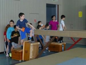 Sport und Bewegung gehören integral zu unserem pädagogischen Konzept!