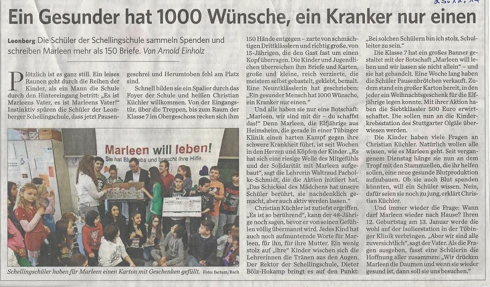 Marleen Zeitung